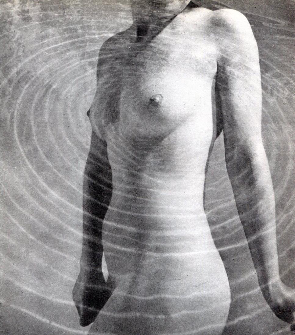 PIERRE BOUCHER - Surreal Nude