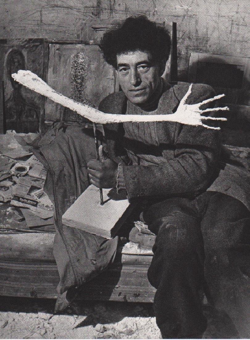 BRASSAI - Giacometti