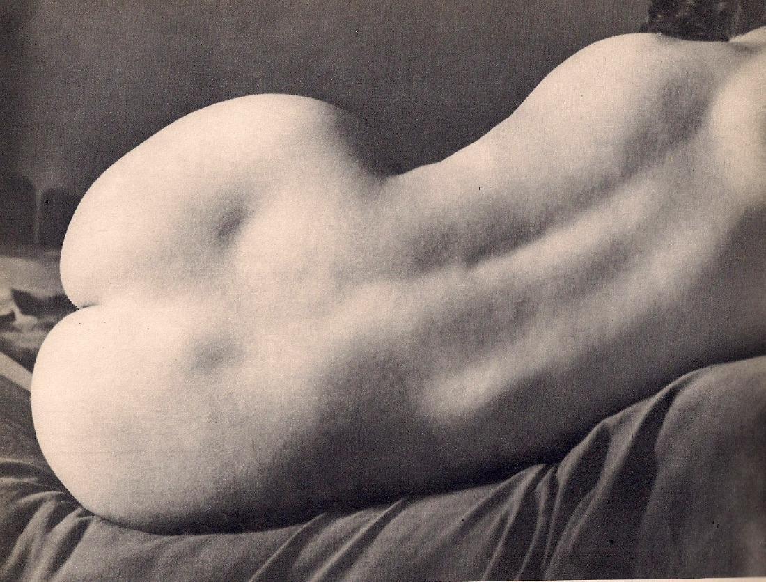 BRASSAI - Nude Torso - Left