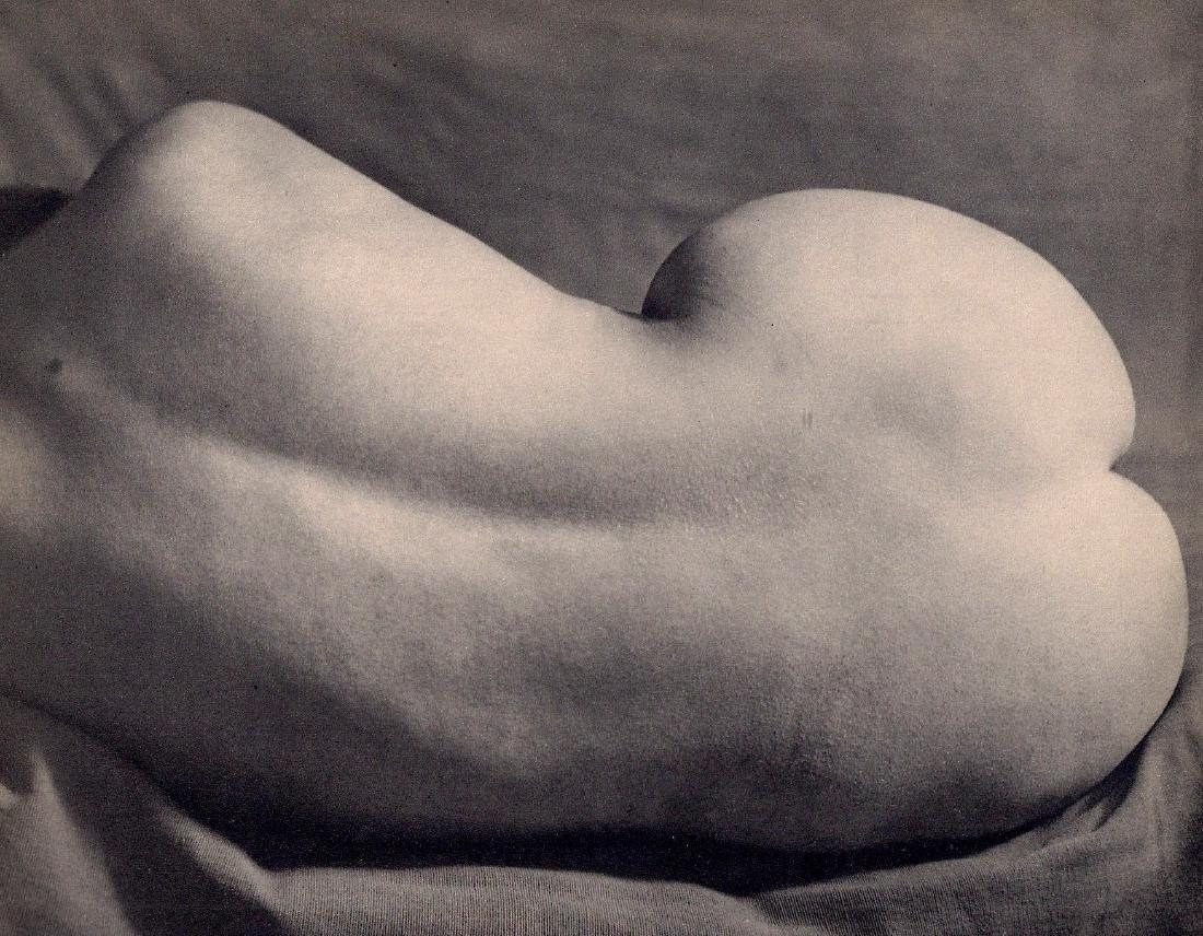 BRASSAI - Nude Torso - Right