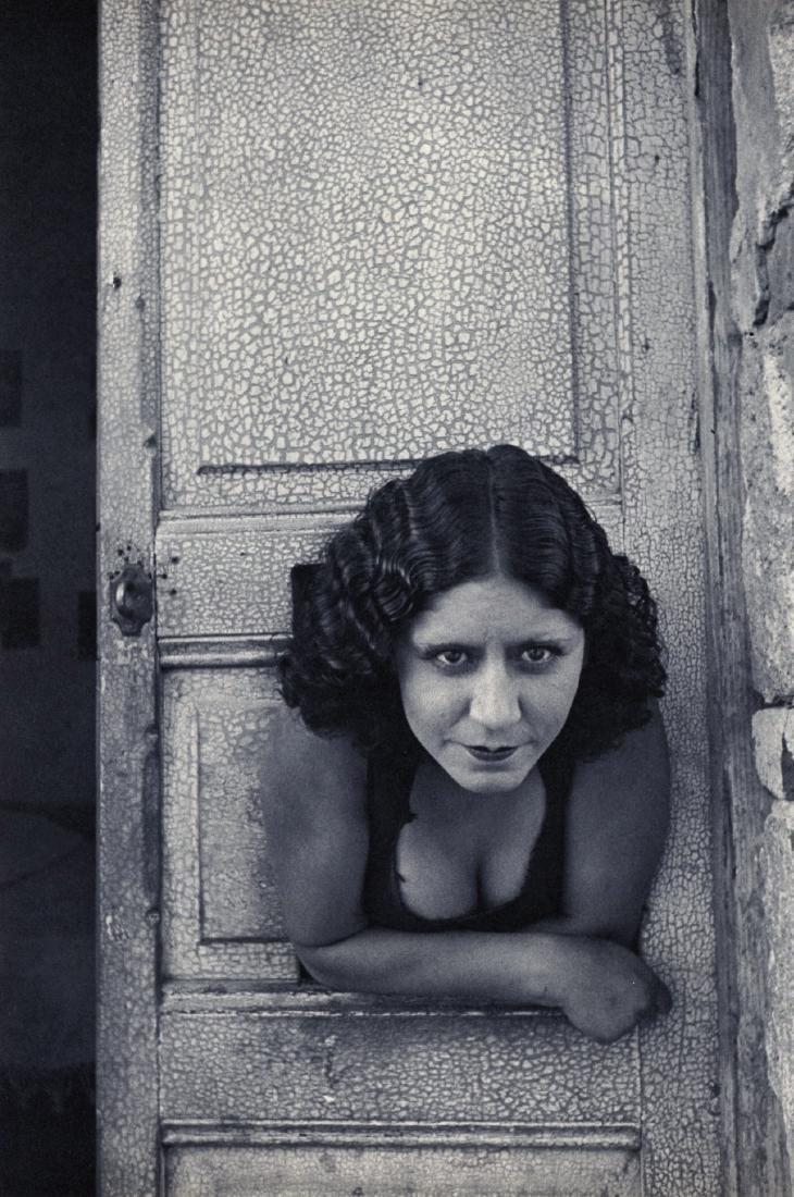 HENRI CARTIER-BRESSON - Calle Cuauhtemocztin, 1934
