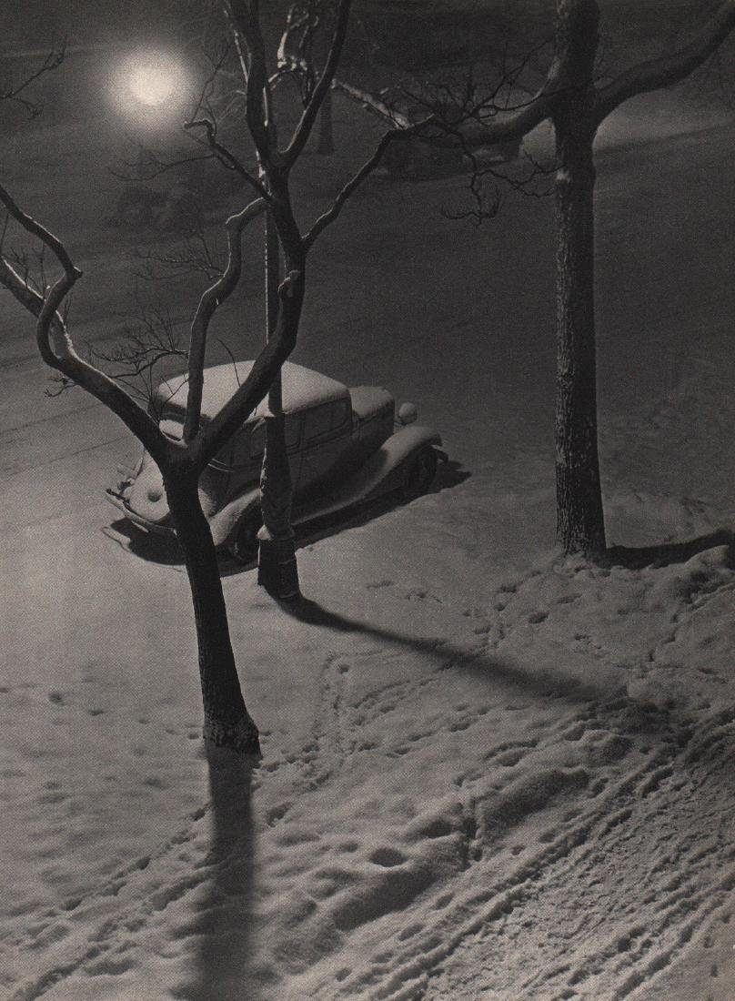 HENDRICK DAHL - Snow