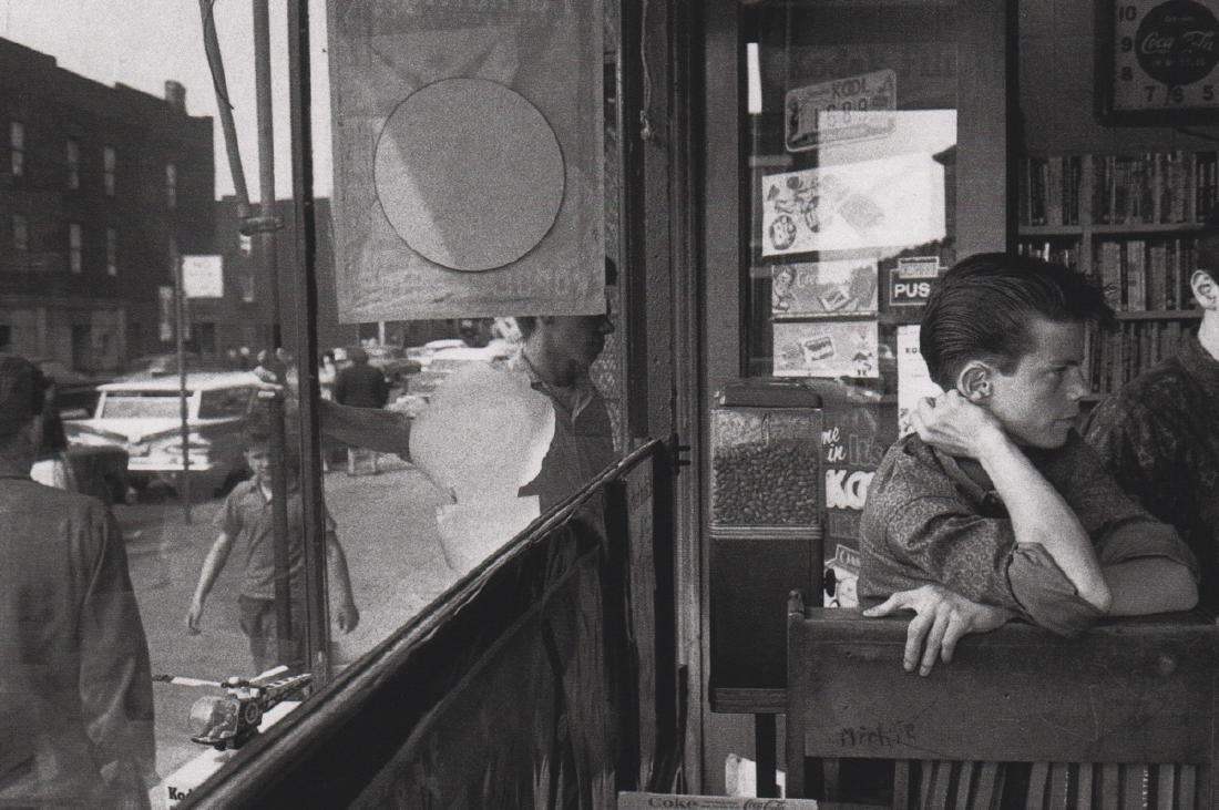BRUCE DAVIDSON - Summer of 1959 New York