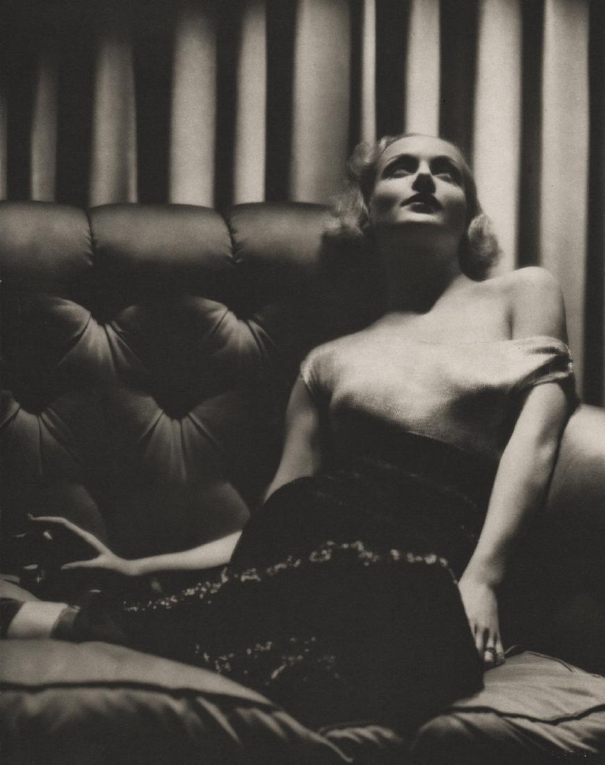 OTTO DYAR - Carole Lombard, 1932