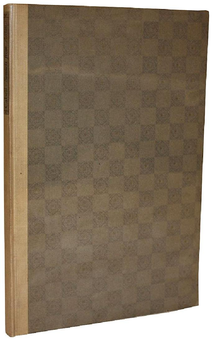 Cabell, James Branch Sonnets from Antan