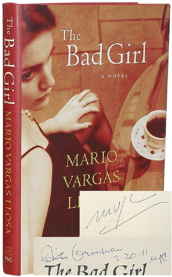Vargas Llosa, Mario The Bad Girl