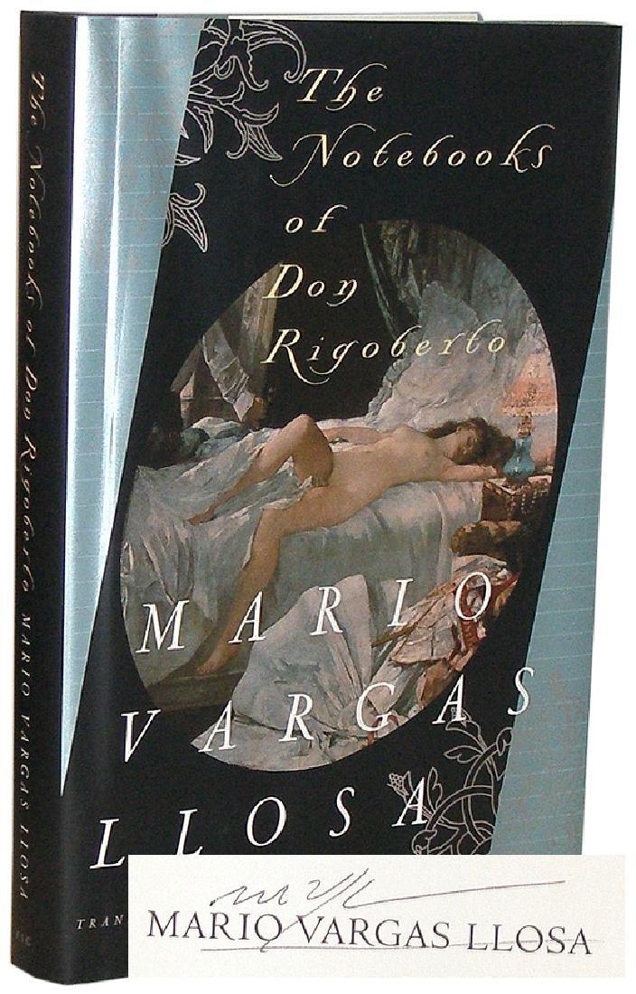 Vargas Llosa, Mario The Notebooks of Don Rigoberto
