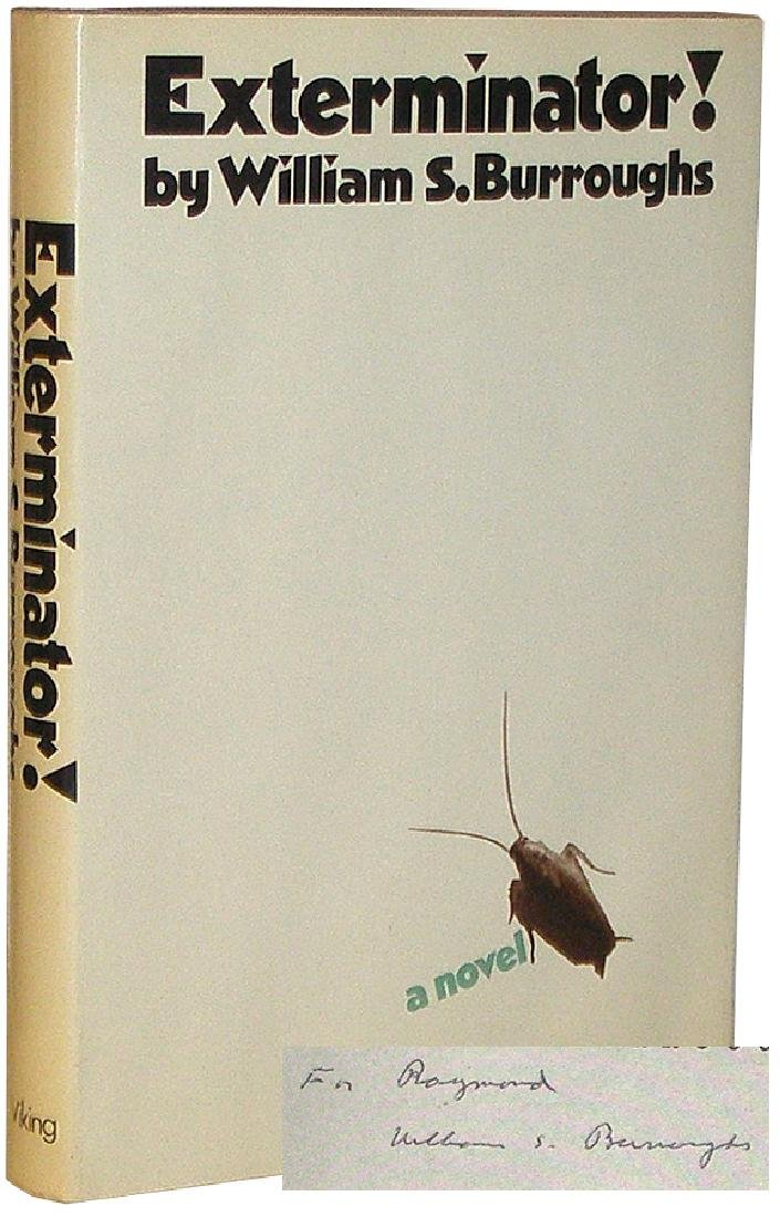 Burroughs, William S. Exterminator!