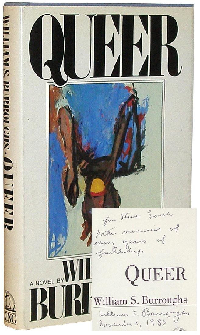 Burroughs, William S. Queer