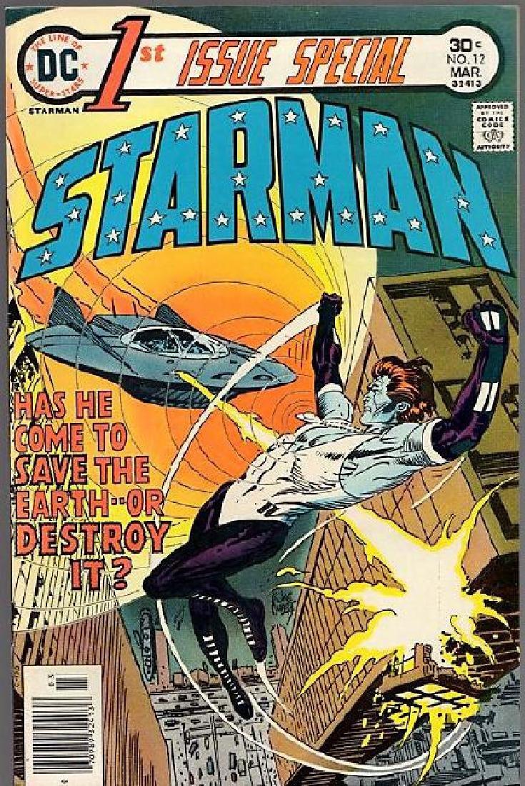 Starman Joe Orlando