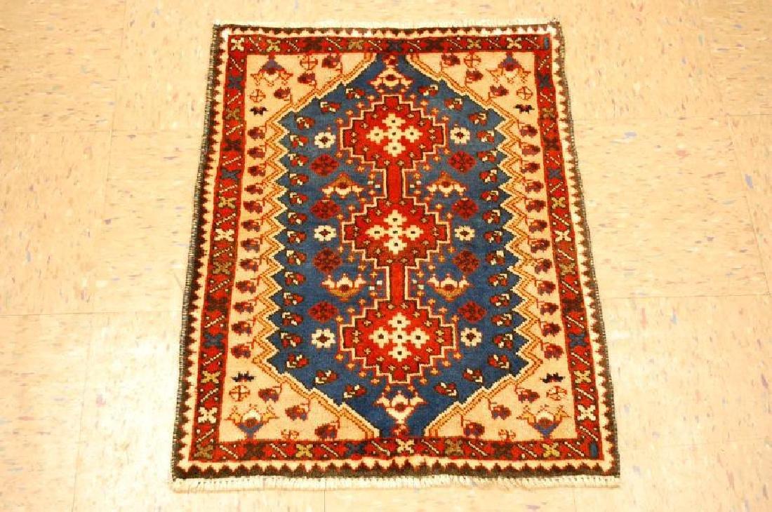 Persian Shiraz Qashkai Rug 1.10x2.5