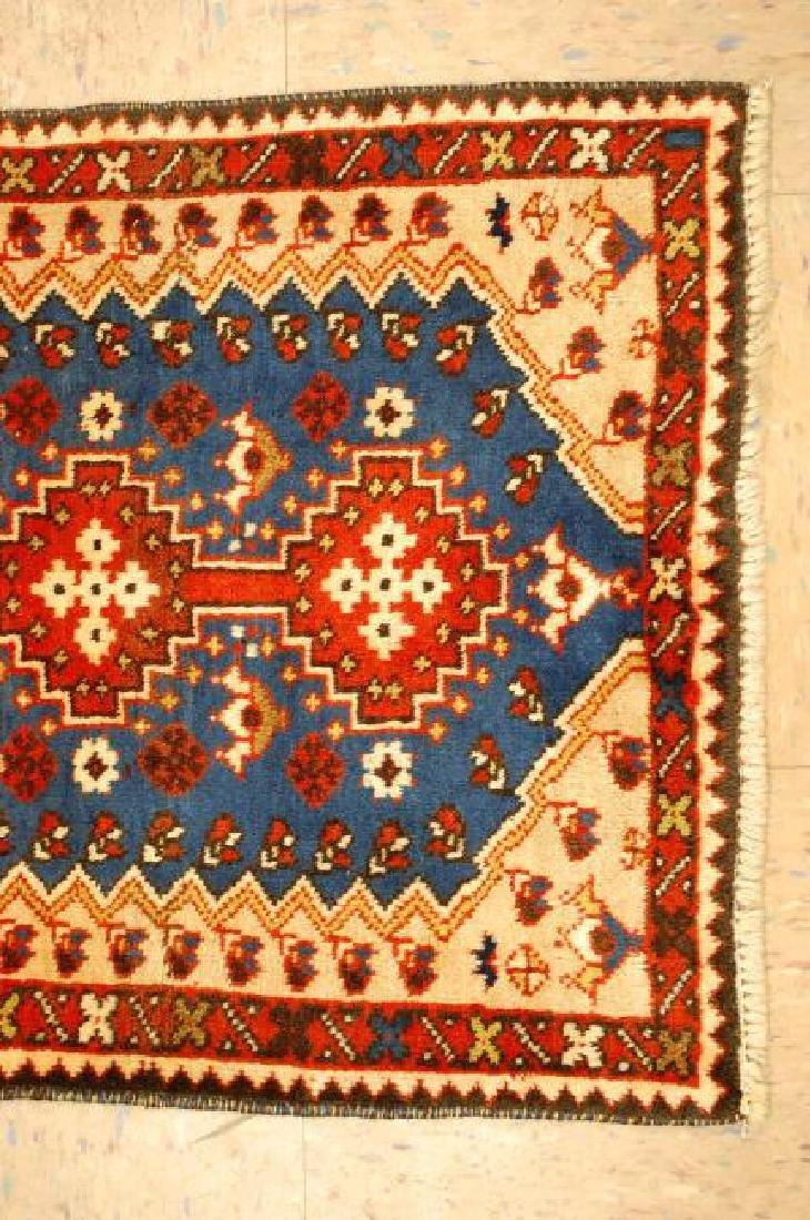 Persian Shiraz Qashkai Rug 1.10x2.5 - 5