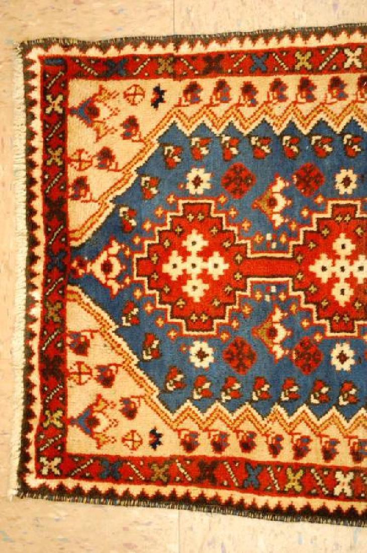 Persian Shiraz Qashkai Rug 1.10x2.5 - 6