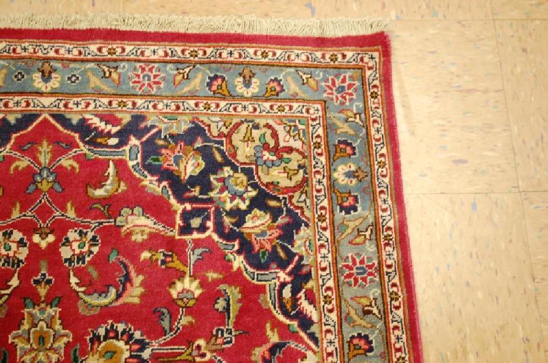 Persian Kashan Rug 3.7x6.9 - 5