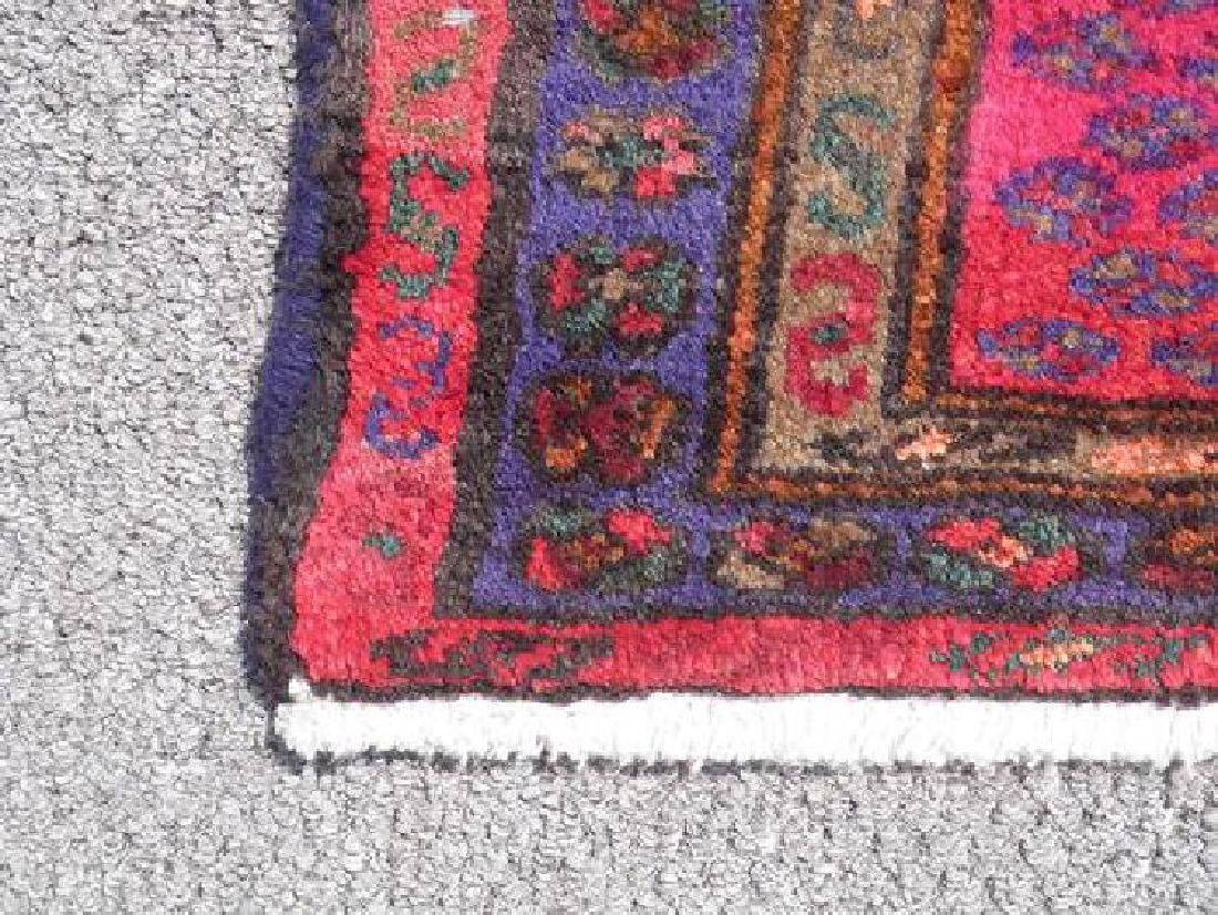 Hand Woven Persian Rug 5x3 - 3