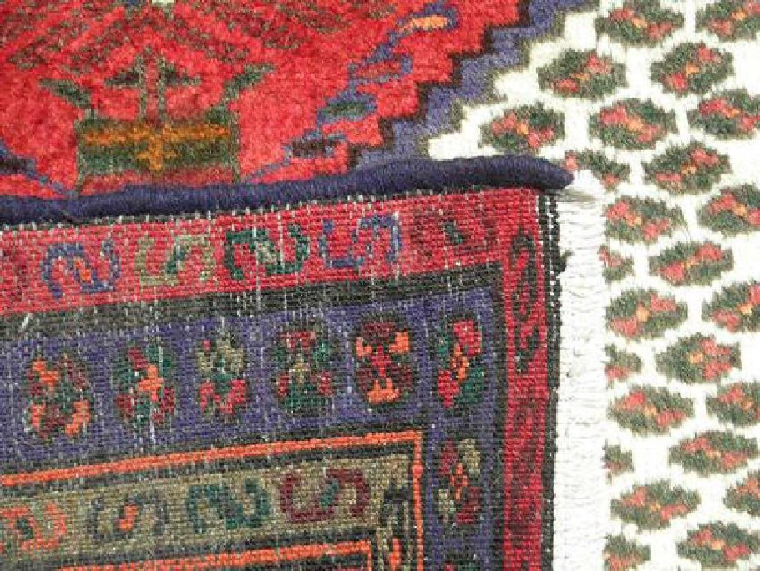 Hand Woven Persian Rug 5x3 - 5