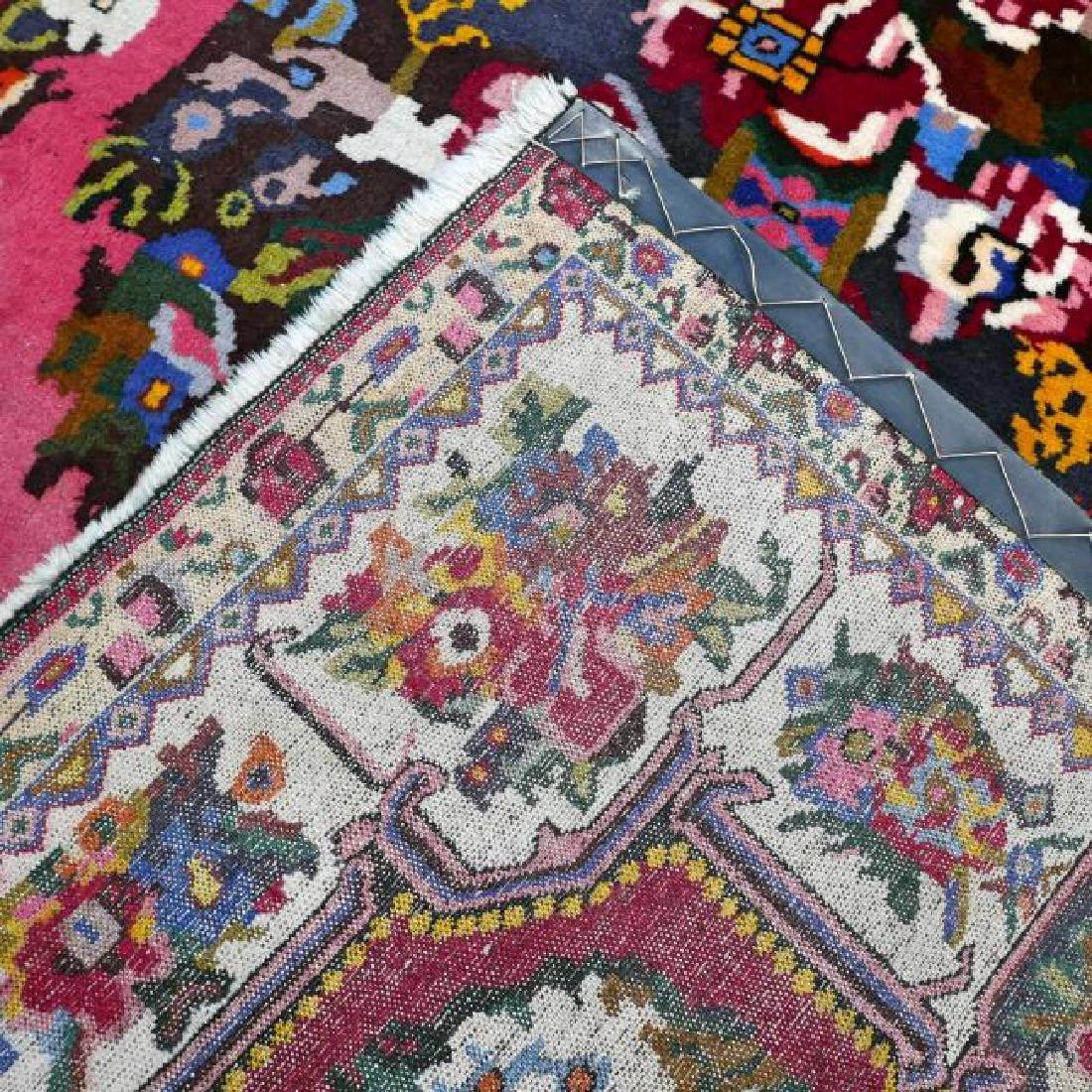 Special Flower Design Bakhtiar Semi Antique Rug 8.1x5.6 - 8