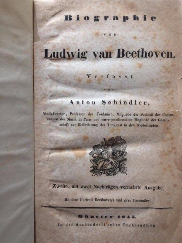 Biography von Ludwig Van Beethoven