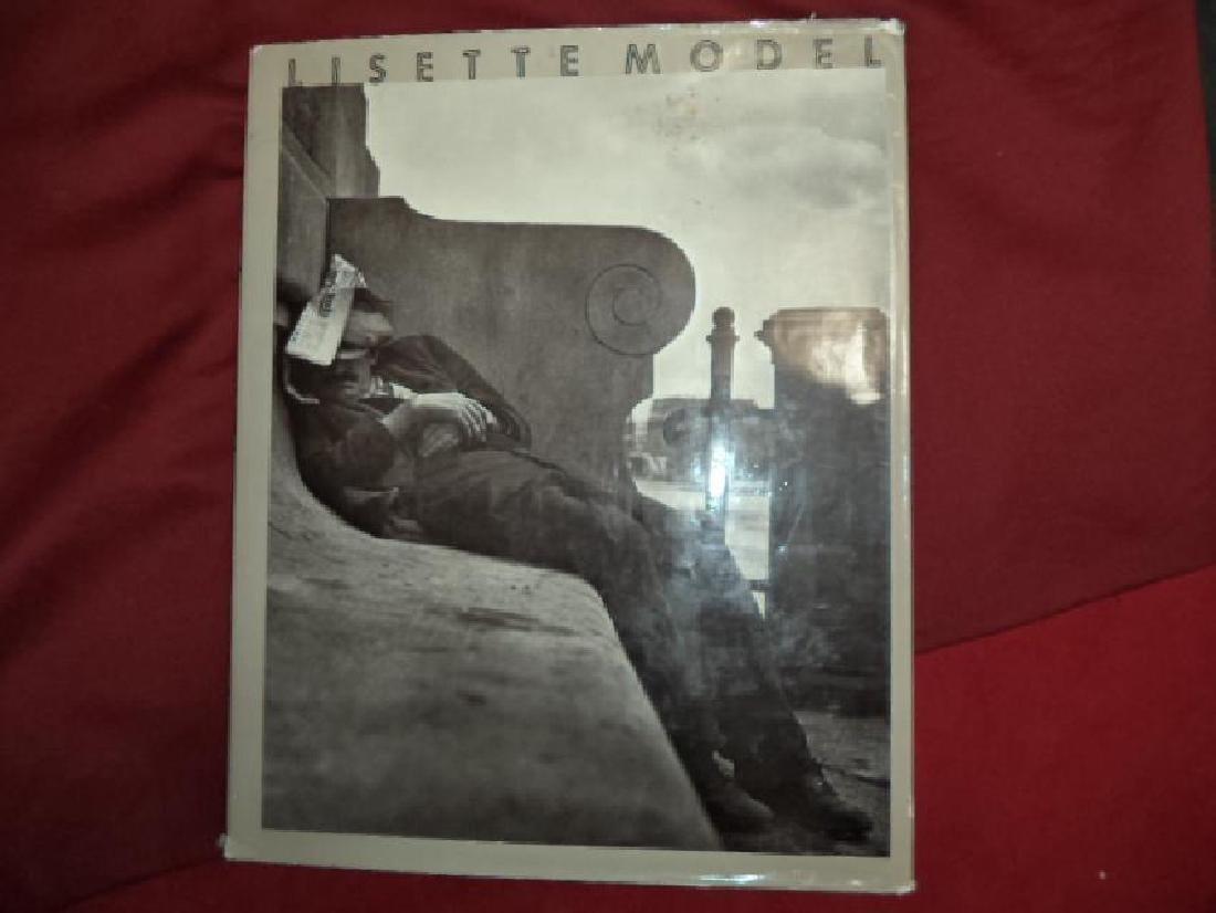 Lisett Model. An Aperture Monograph.
