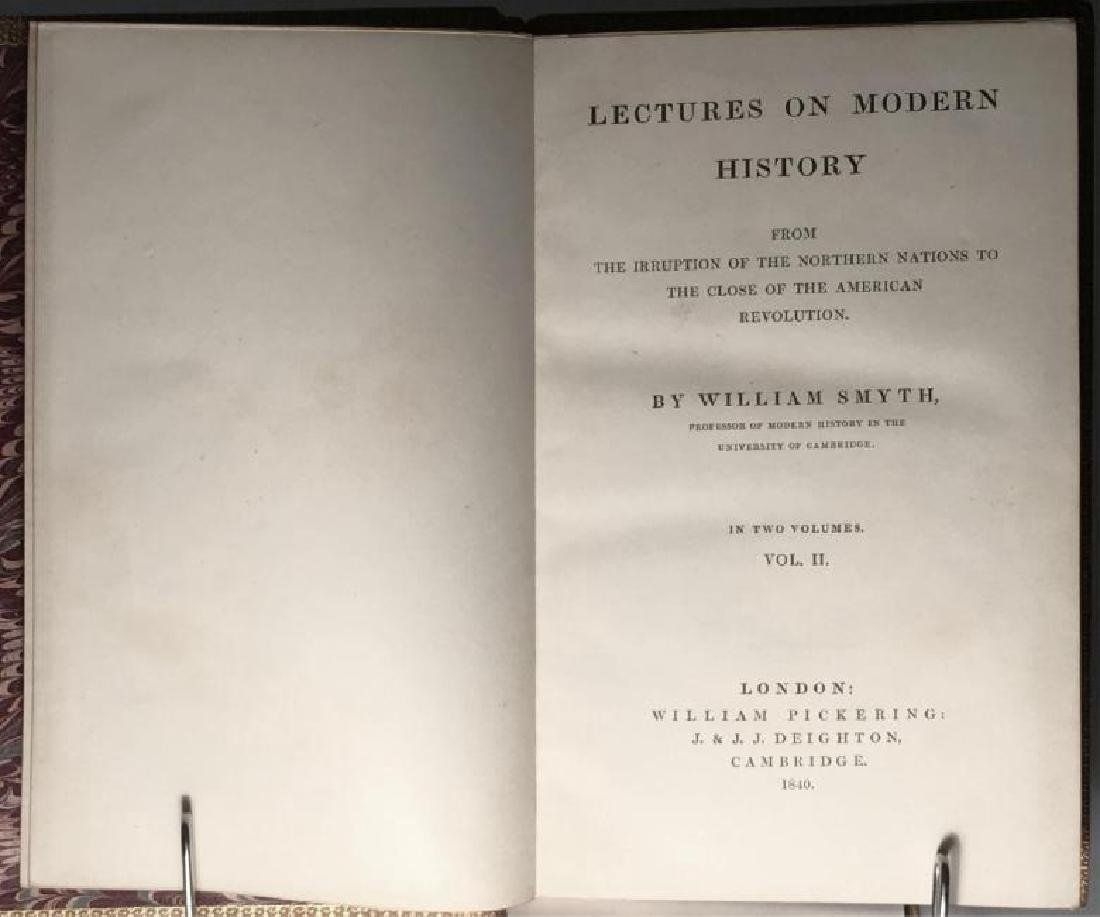 Lectures on Modern History, Irruption Northern Nations - 5