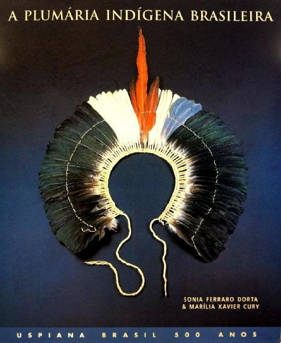 Feather Art from Brazilian Indigenous Peoples