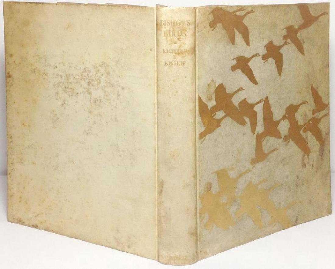 Bishop's Birds, Etchings of Water-Fowl Upland Game