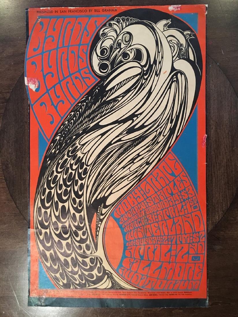 The Byrds Poster - BG057 - 1ST