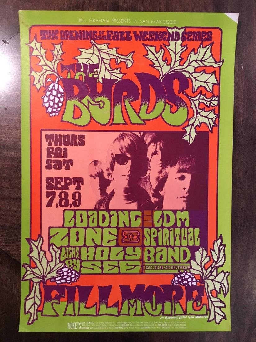 THE BYRDS - BG82 - 1ST