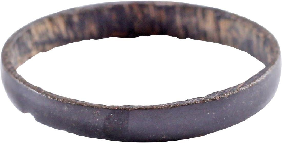 VIKING WOMAN'S WEDDING RING 866-1067 AD
