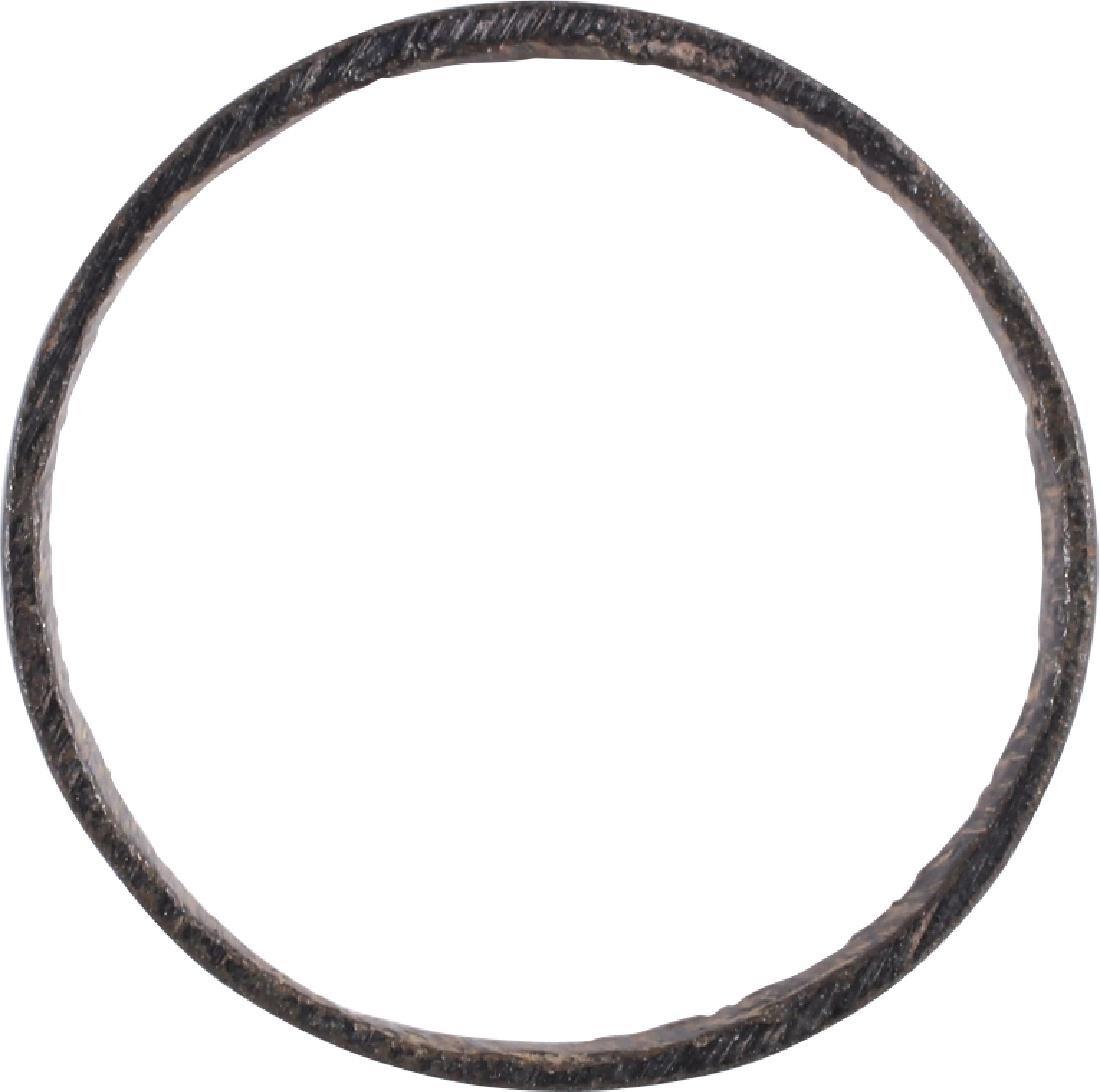 VIKING WOMAN'S WEDDING RING 866-1067 AD - 2
