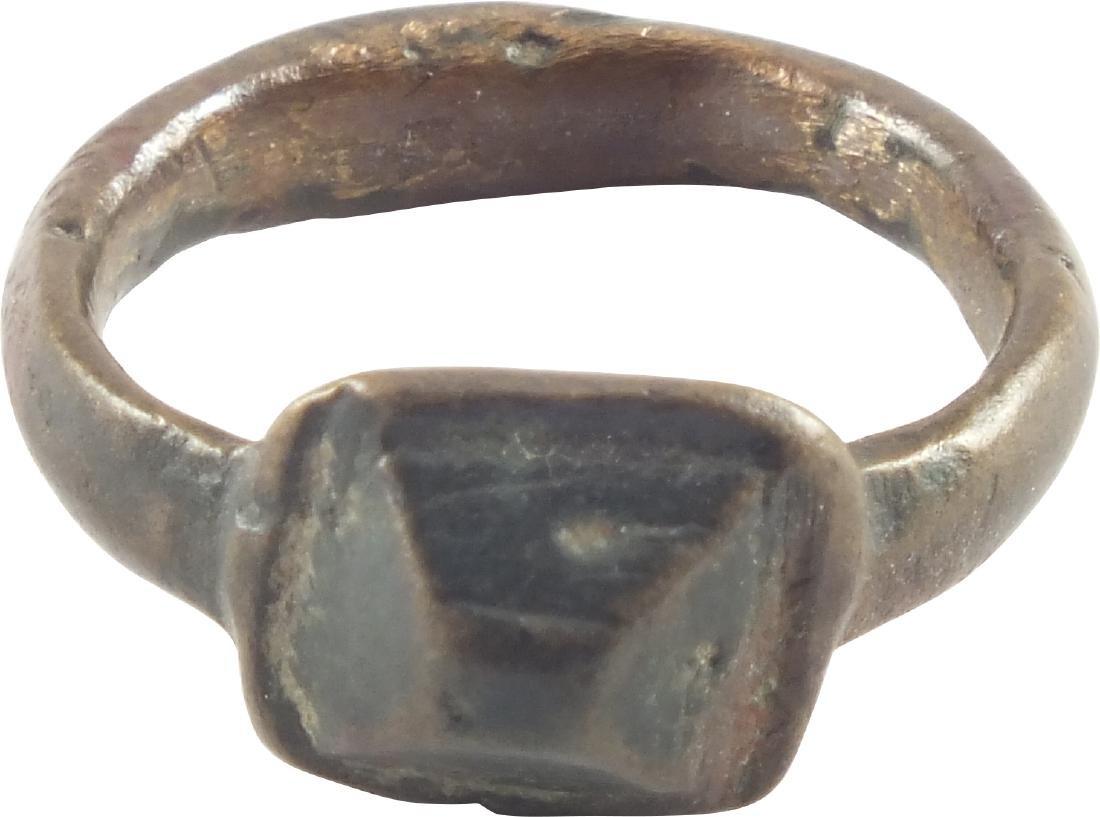 ROMAN PROSTITUTE'S RING C.100 BC-100 AD