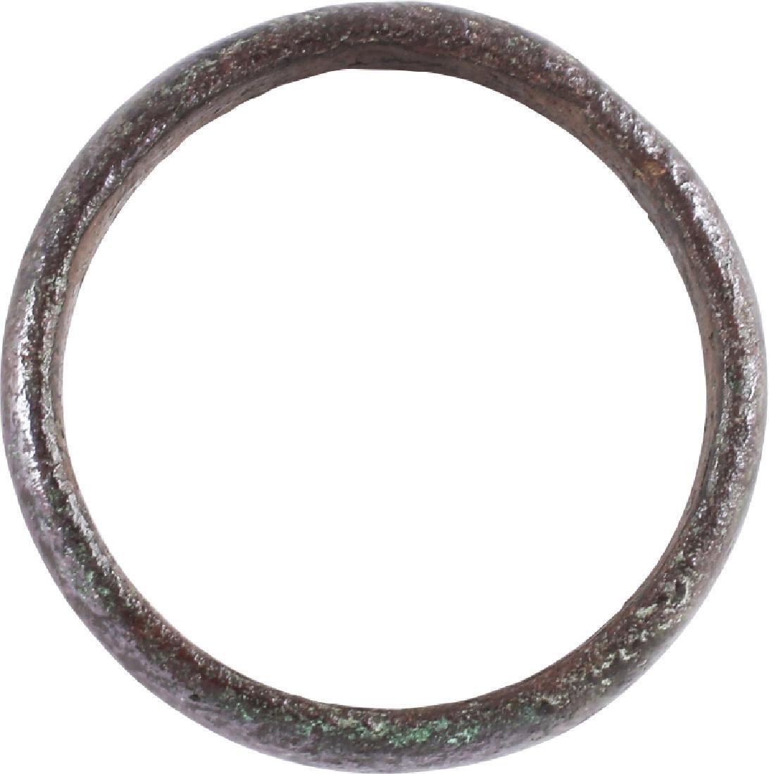 GOOD VIKING WEDDING RING C.850-1000 AD - 2