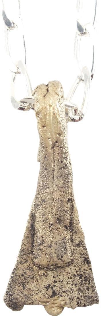 VIKING SORCERER'S AMULET C.900-1000 AD - 2