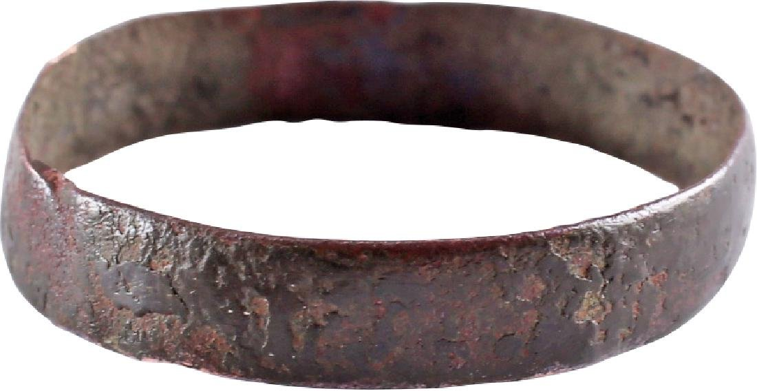 VIKING MAN'S WEDDING RING 9th-10th CENTURIES