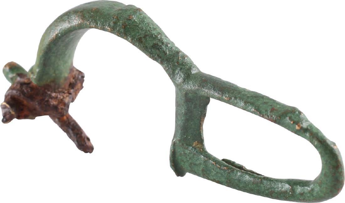 ROMAN FIBULA, FIRST CENTURY AD