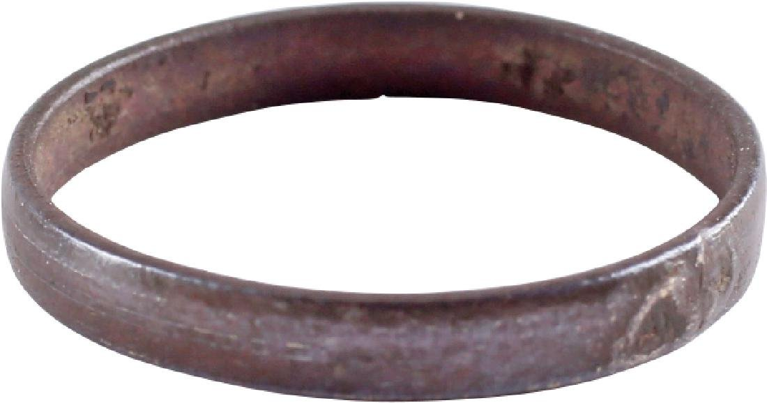 VIKING WOMAN'S WEDDING RING, 10th-11th CENTURIES
