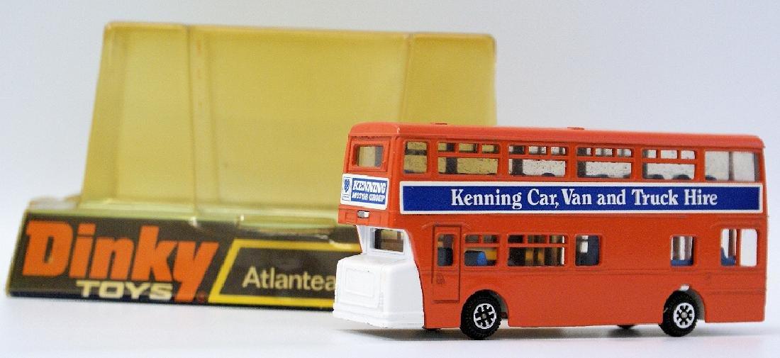 1970s DINKY #291 Diecast ATLANTEAN CITY BUS Kenning Car