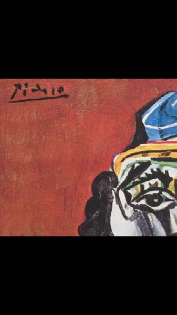 Pablo Picasso Lithograph - 3