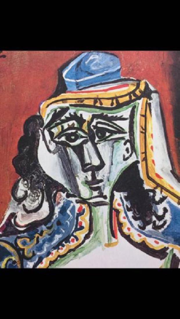 Pablo Picasso Lithograph - 4