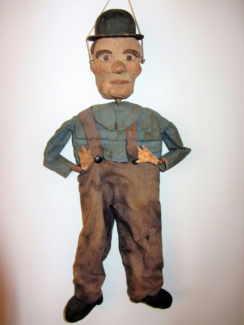 """Marionette """"Hobo"""" ManEarly 20th Century"""