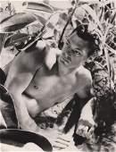 CECIL BEATON  John Weissmuller 1933