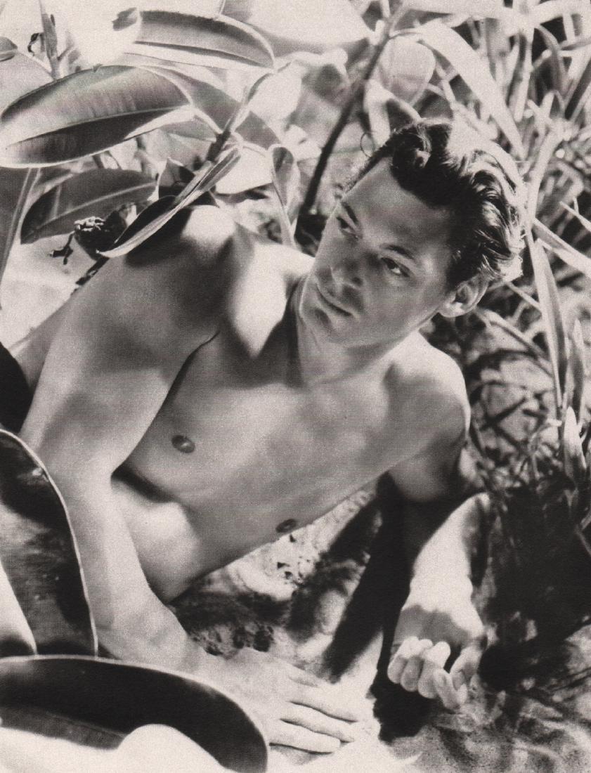 CECIL BEATON - John Weissmuller, 1933