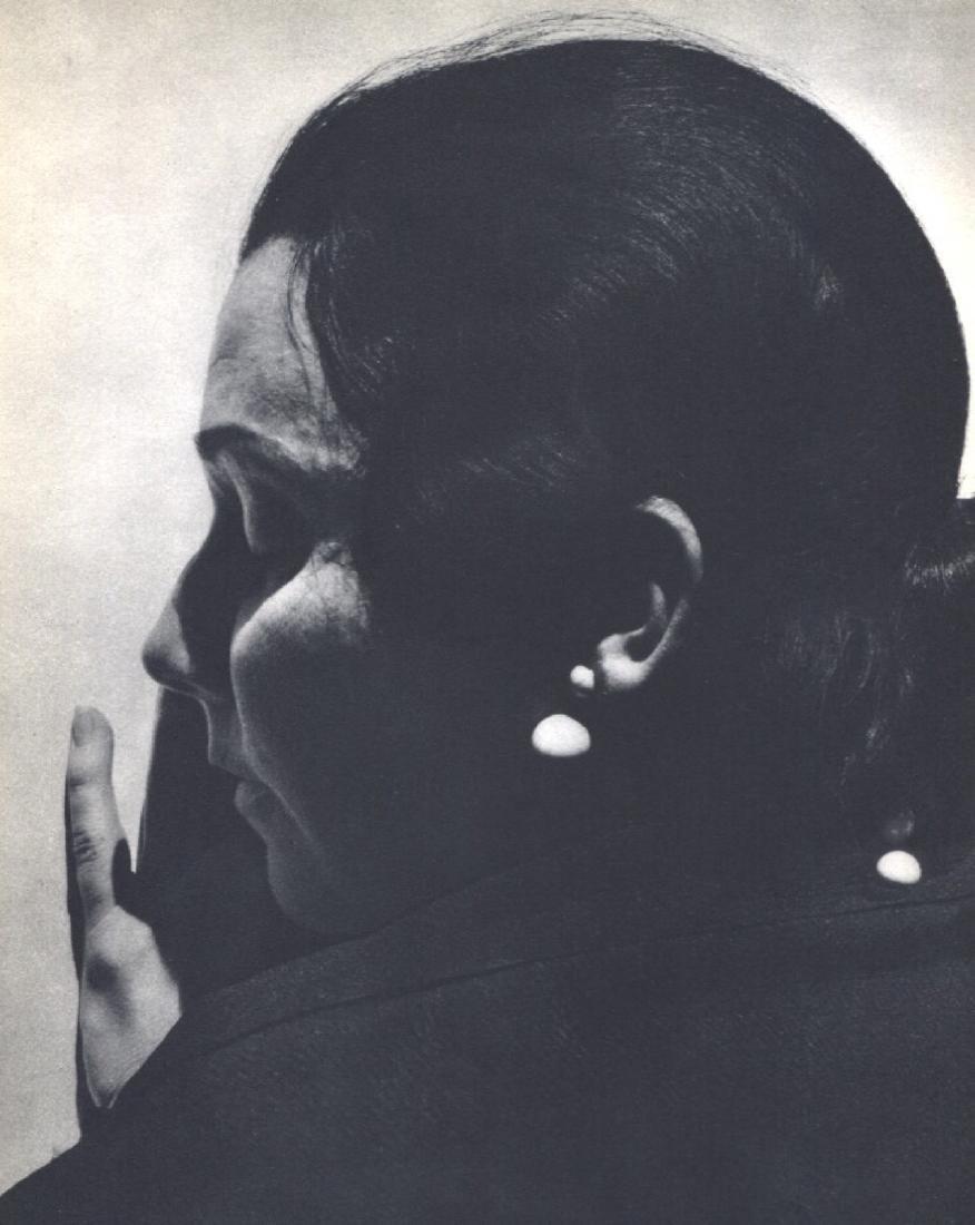 IMOGENE CUNNINGHAM  - Marion Simpson Painter