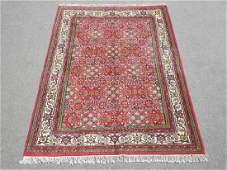 Semi Antique Indo Bidjar Design Rug 3x5