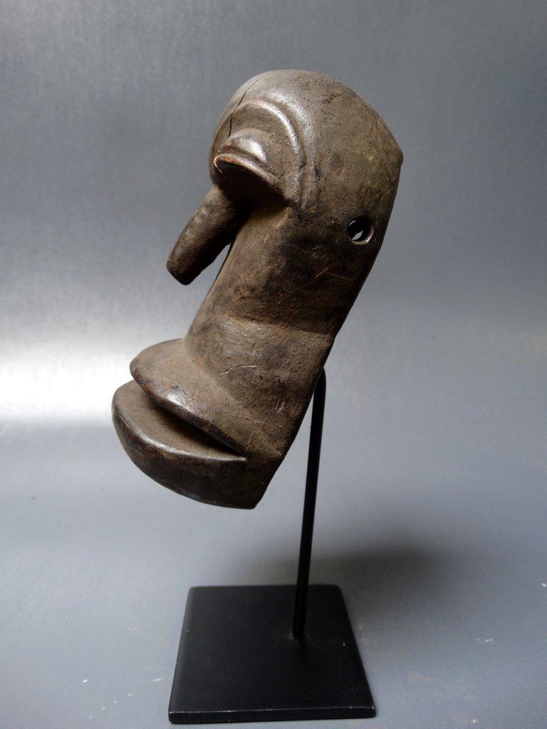 Hemba passport mask called mwisi gwa so'o, - 6