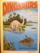 PopUp Dinosaurs 1977 Random House NY