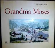 Grandma Moses 1973, Harry Abrams Inc NY