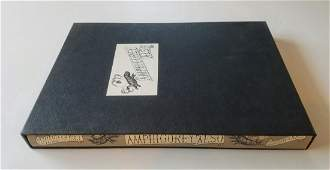 Gorey Amphigorey Also Limited Signed Edward Gorey
