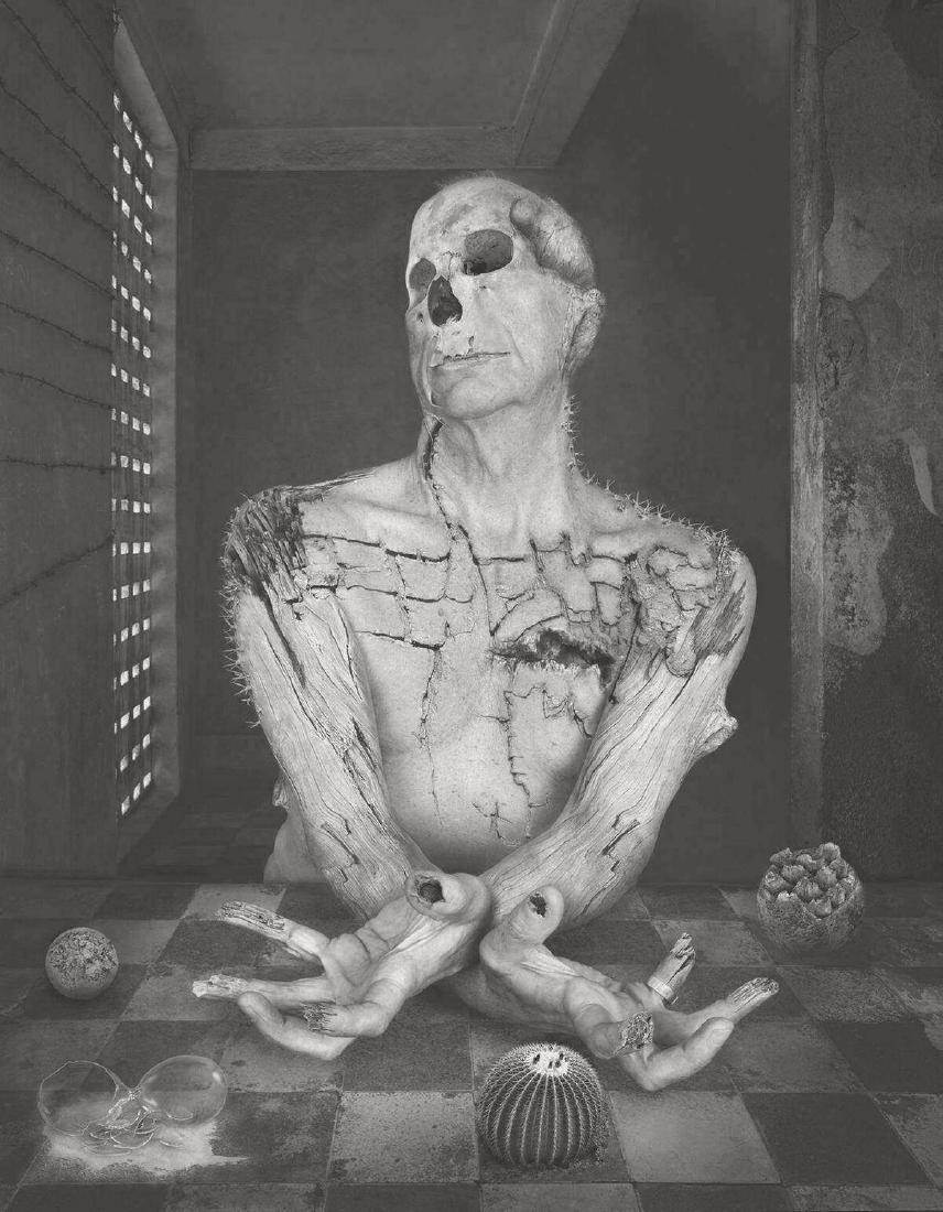 Dominic Rouse Chromogenic Print Ecce Homo