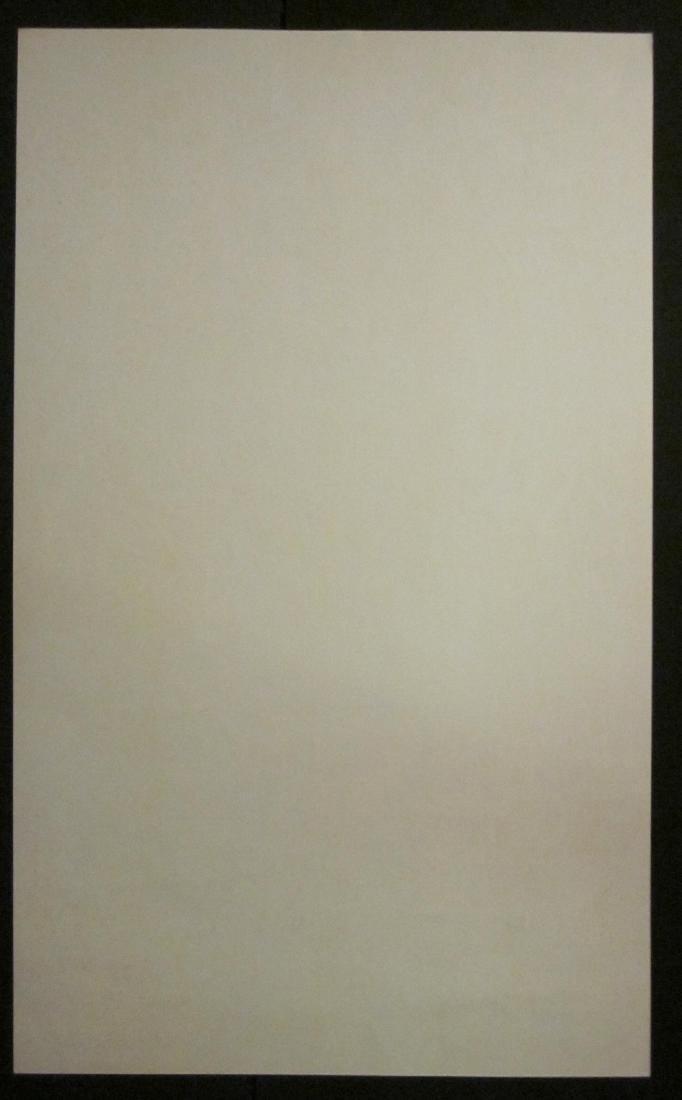 """The Prince"" Bill Graham Fillmore Poster - 4"